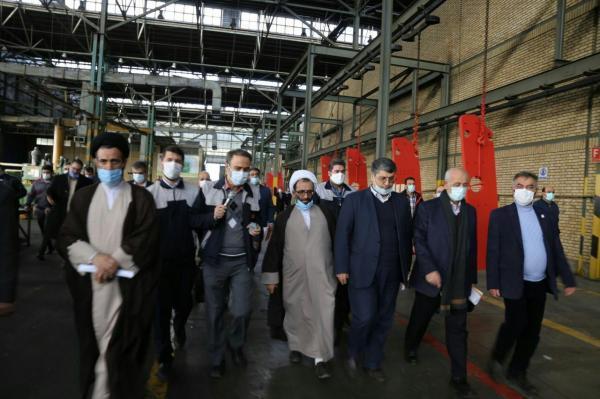 وعده مسئولان وزارت صنعت، معدن و تجارت برای حمایت دولت از هپکو