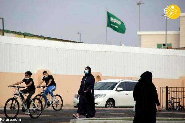 (تصاویر) تشدید محدودیت های کرونایی در عربستان