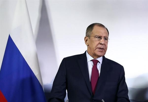 لاوروف: غرب می خواهد روسیه عرصه ای برای پیشبرد منافعش باشد