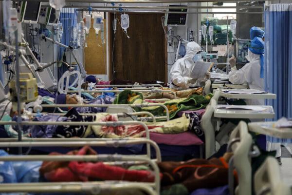 خبرنگاران 30 بیمار کرونایی در دزفول بستری هستند