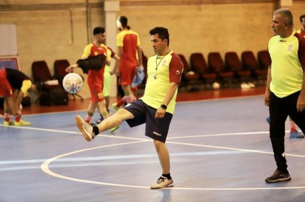 حضور تیم ملی فوتسال در تورنمنت تایلند، شروع اردوها از فروردین