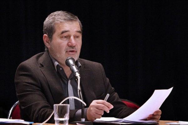 بهمن نامور مطلق رئیس فرهنگستان هنر شد