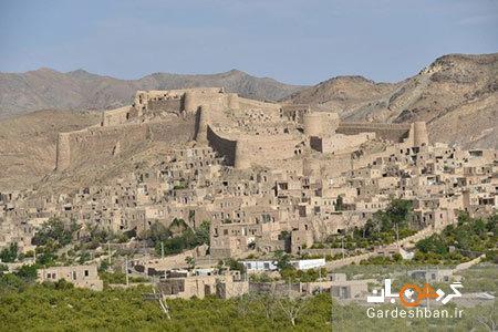 قلعه تاریخی فورگ؛ منطقه امن فرقه اسماعیلیان در راسان جنوبی، عکس