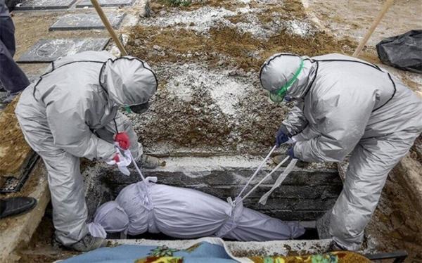 فوت 405 بیمار کرونایی؛ 3092 بیمار بستری شدند