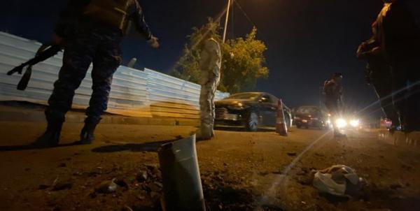 حملات راکتی به بخش آمریکایی پایگاه هوایی بلد در شمال بغداد