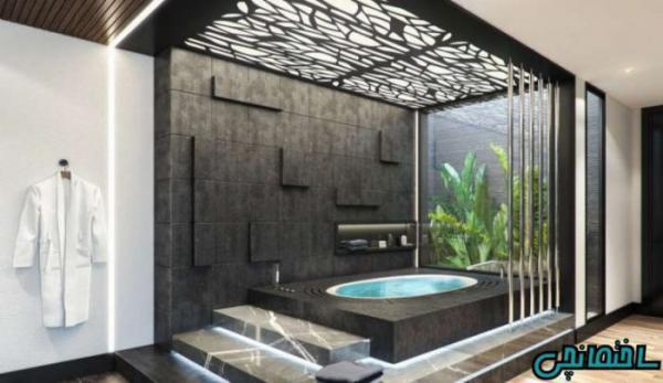 ایده های طراحی حمام مستر