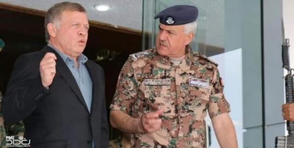 رئیس ستاد مشترک ارتش اردن با وزیر دفاع عراق ملاقات کرد