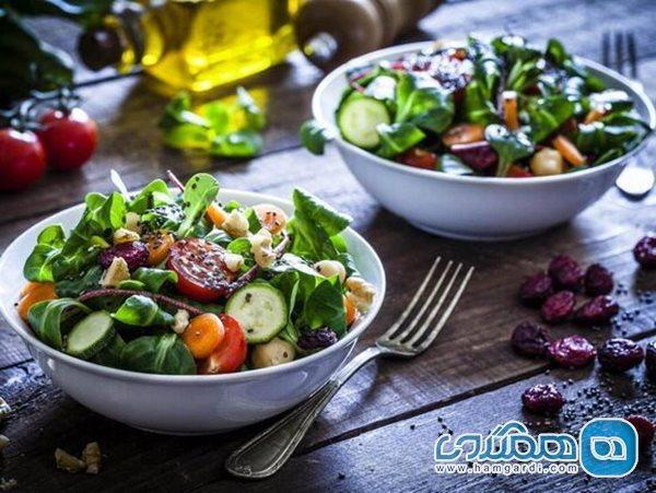 تاثیر گیاهخواری بر نوع حاد کووید 19