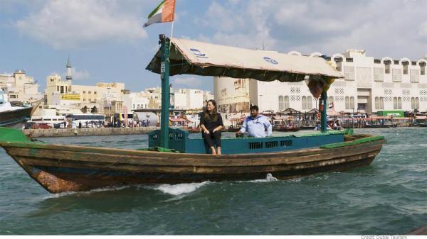 گردش در خور دوبی و بازدید از مکان های تاریخی امارات