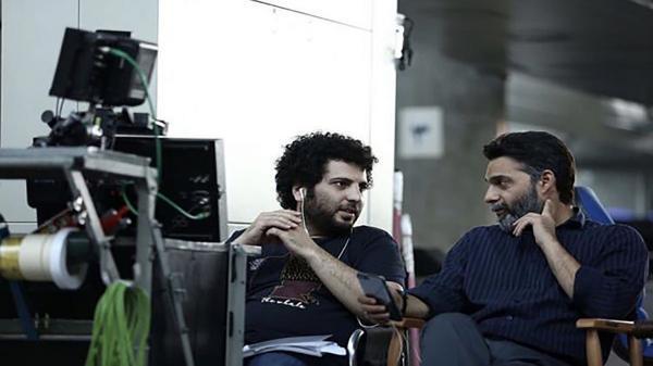 ترانه علیدوستی و نویدمحمدزاده بازیگران فیلمِ تازه سعید روستایی