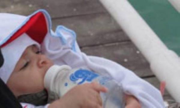 تاثیر شیر خوردن بر فرایند تکامل دندان و فک کودک