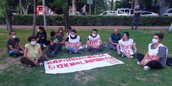 تور ترکیه خرداد: دویچه وله: هزاران دانشجوی ترکیه ای بی خانمان شب ها را در پارک سپری می نمایند
